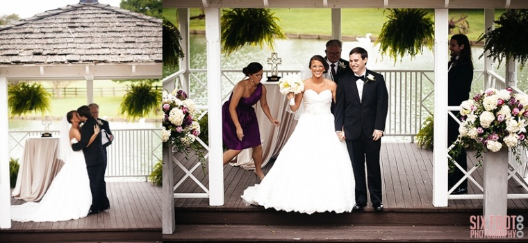 rose hill plantation wedding photo