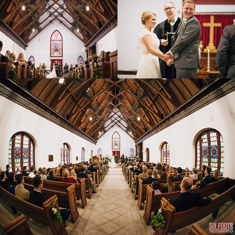 st lukes chapel wedding