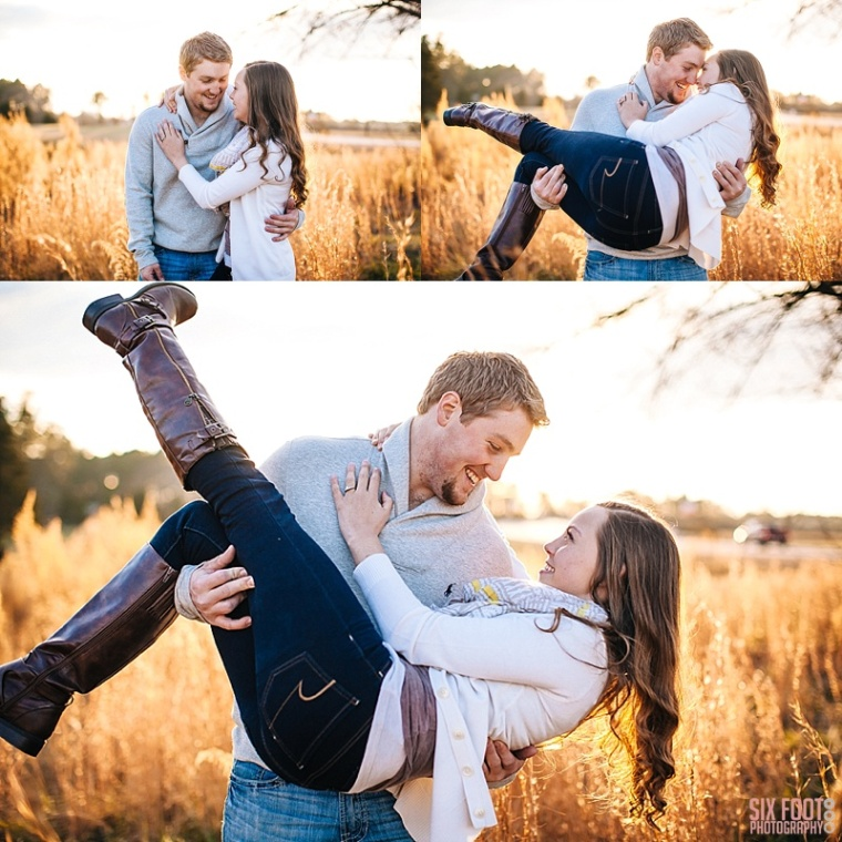 raleigh engagement photographer